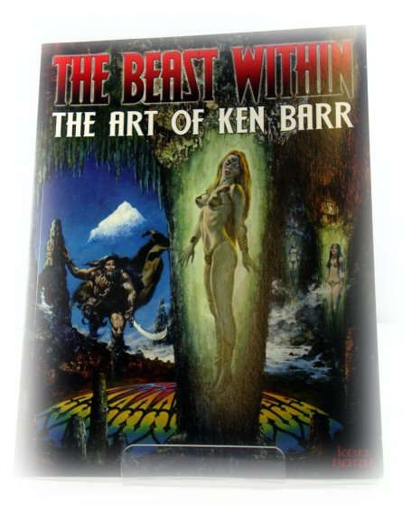 Image for The Beast Within: The Art of Ken Barr
