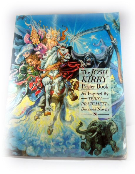 Image for The Josh Kirby Poster Book
