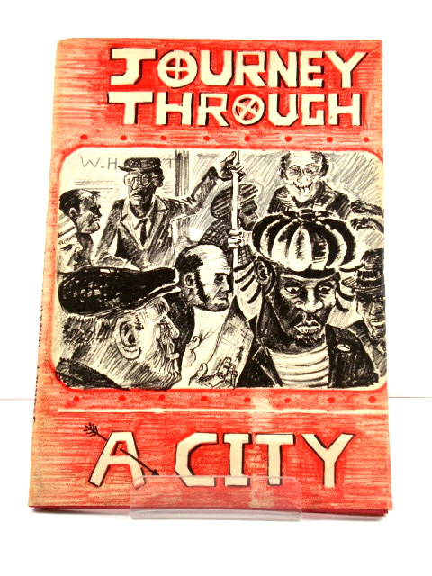 Image for Journey Through a City: Drawings and Writings from Sketchbooks 1982-1984
