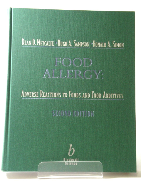 Image for Food Allergy: Adverse Reactions to Foods and Food Additives