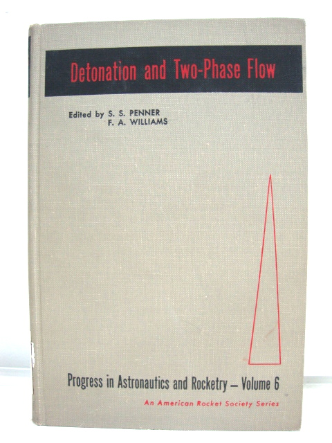 Image for Detonation and Two-Phase Flow (Progress in Astronautics and Rocketry)