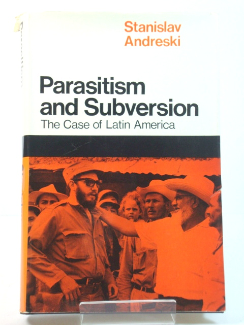 Image for Parasitism and Subversion: The Case of Latin America