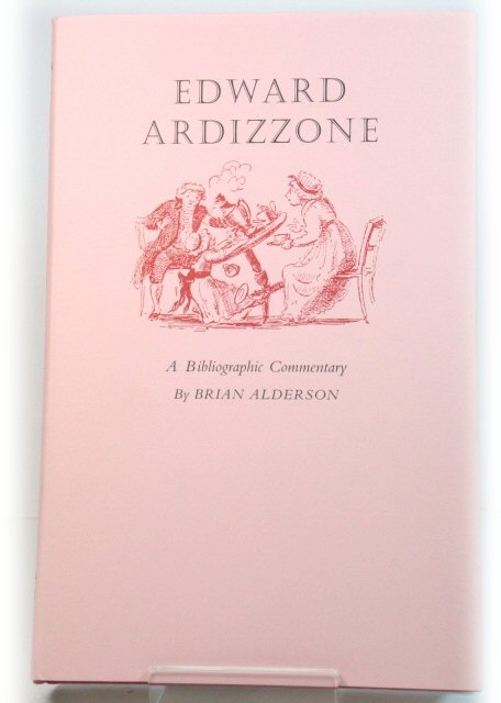 Image for Edward Ardizzone: A Bibliographic Commentary