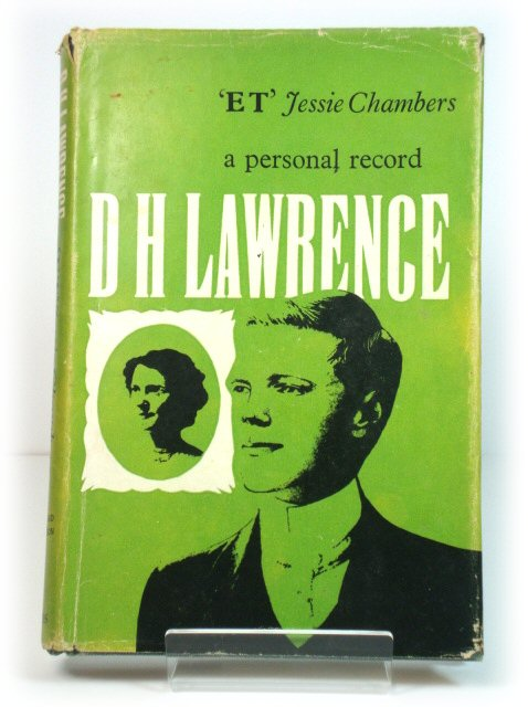 Image for D.H. Lawrence: A Personal Record