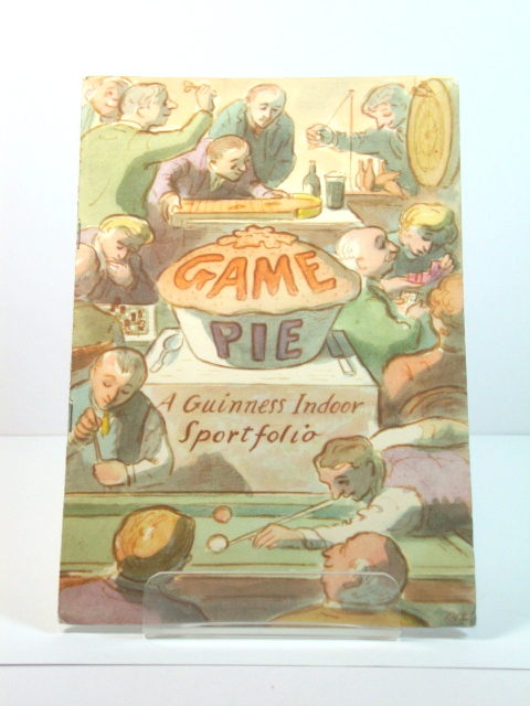 Image for Game Pie: A Guinness Indoor Sportfolio