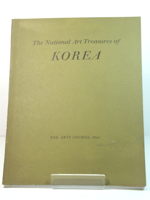 Image for The National Arts Treasures of Korea