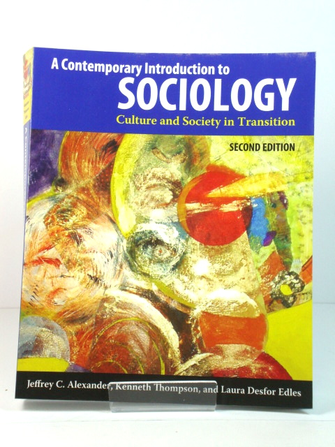 Image for A Contemporary Introduction to Sociology: Culture and Society in Transition