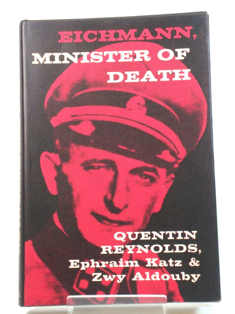 Image for Minister of Death: The Adolf Eichmann Story