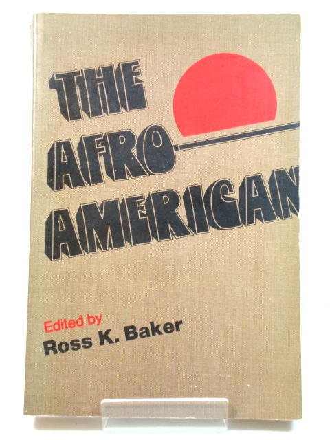 Image for The Afro-American: Readings