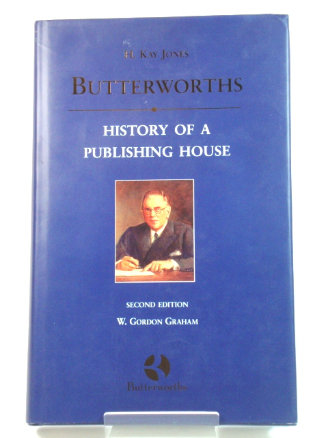 Image for Butterworths: History of a Publishing House