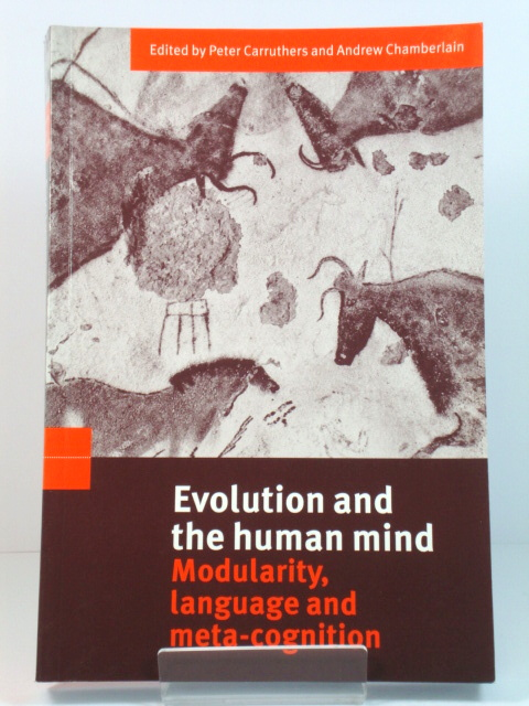 Image for Evolution and the Human Mind: Modularity, Language and Meta-Cognition