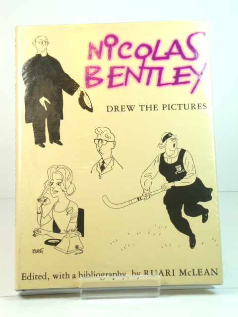 Image for Nicolas Bentley Drew the Pictures