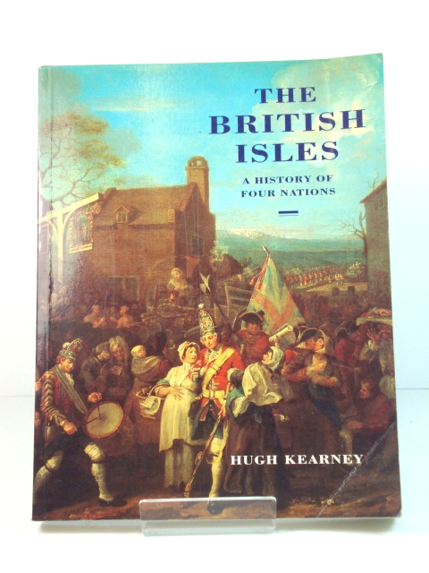 Image for The British Isles: A History of Four Nations