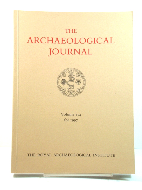 Image for The Archaeological Journal: Volume 154 for the Year 1997