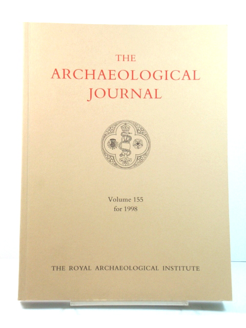 Image for The Archaeological Journal: Volume 155 for the Year 1998