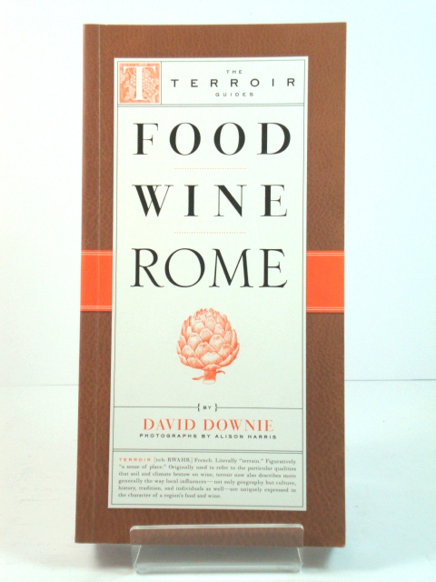 Image for Food Wine Rome: A Terroir Guide