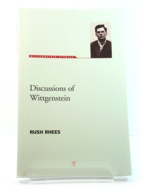 Image for Discussions of Wittgenstein