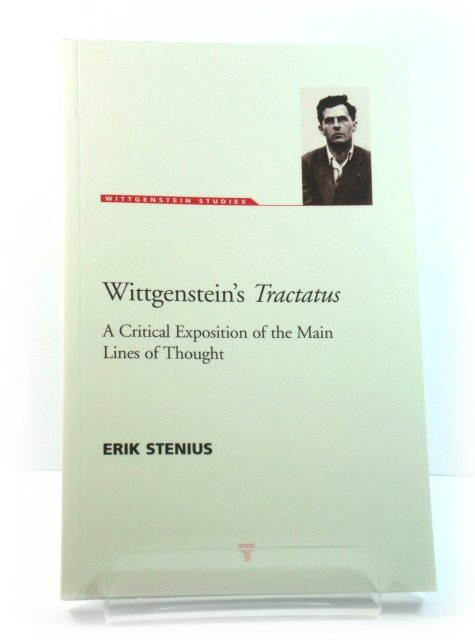 Image for Wittgenstein's Tractatus: A Critical Exposition of the Main Lines of Thought