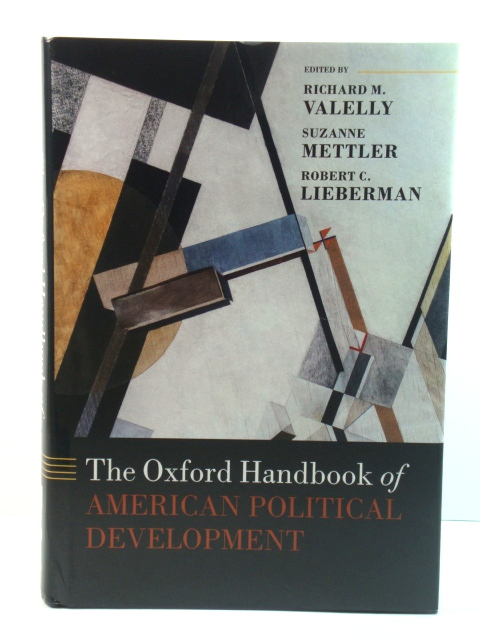 Image for The Oxford Handbook of American Political Development