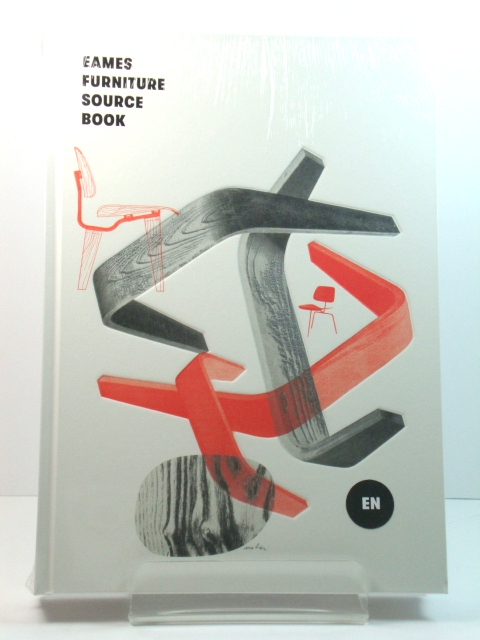 Image for The Eames Furniture Source Book