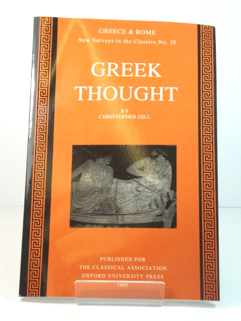 Image for Greek Thought