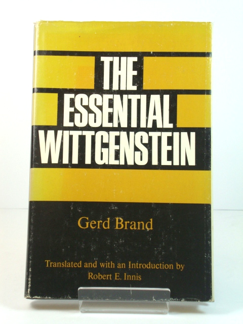 Image for The Essential Wittgenstein