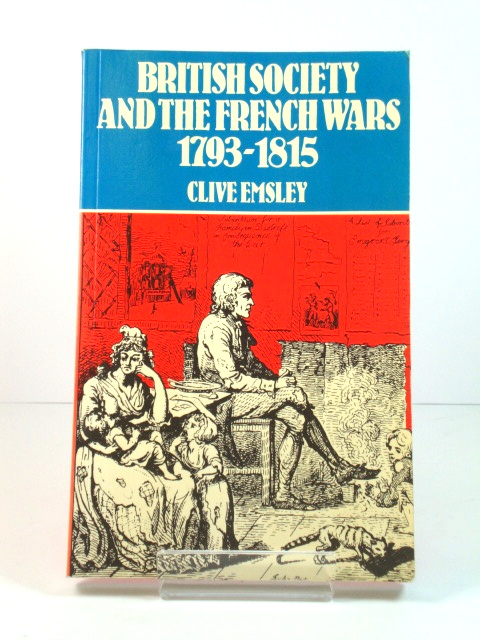 Image for British Society and the French Wars 1793-1815
