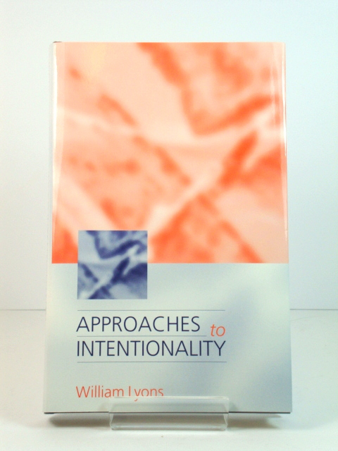 Image for Approaches to Intentionality