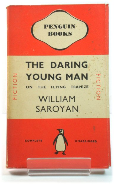 Image for The Daring Young Man on the Flying Trapeze and Other Stories