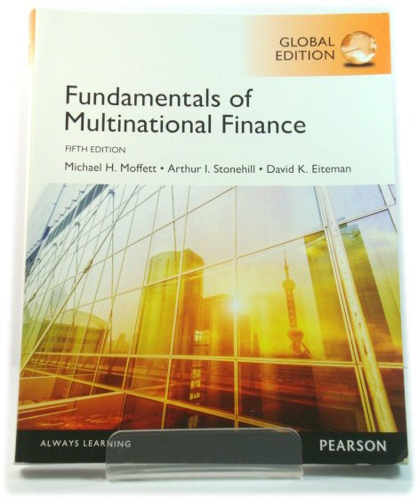 Image for Fundamentals of Multinational Finance (The Pearson Series in Finance)