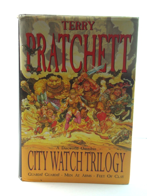 Image for The City Watch Trilogy: Guards! Guards!, Men at Arms, Feet of Clay
