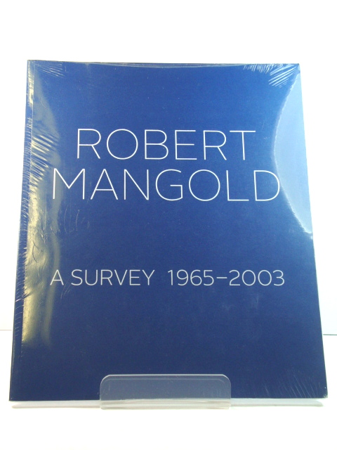 Image for Robert Mangold: A Survey 1965-2003