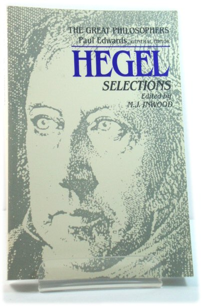 Image for Hegel: Selections