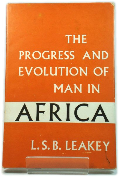Image for The Progress and Evolution of Man in Africa