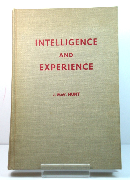 Image for Intelligence and Experience