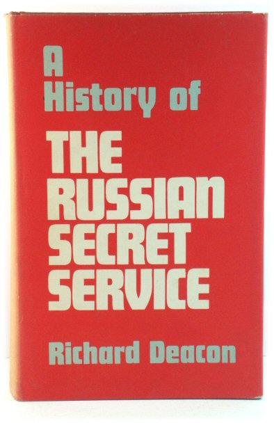 Image for A History of the Russian Secret Service
