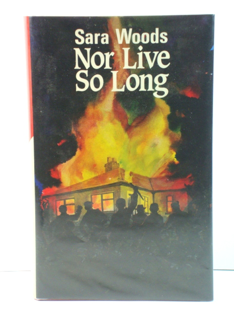 Image for Nor Live So Long