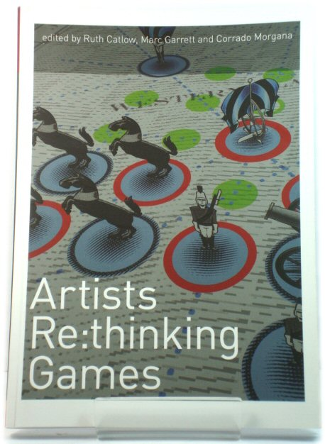Image for Artists Re:Thinking Games