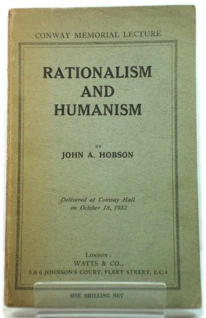 Image for Rationalism and Humanism