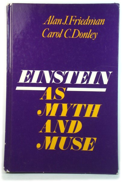 Image for Einstein as Myth and Muse
