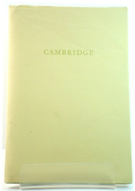 Image for Cambridge