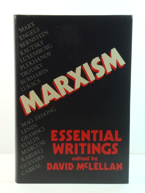 Image for Marxism: Essential Writings