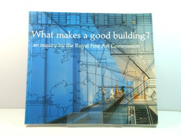 Image for What Makes a Good Building?