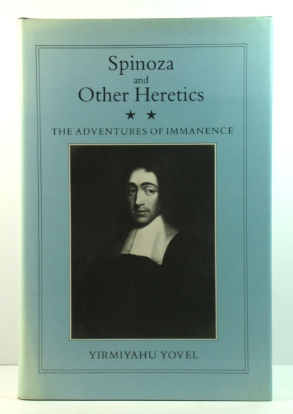 Image for Spinoza and Other Heretics: The Adventures of Immanence: Volume 2
