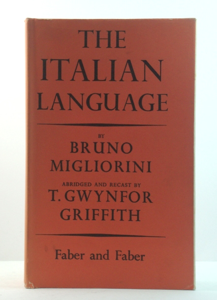 Image for The Italian Language