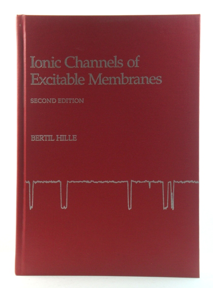 Image for Ionic Channels of Excitable Membranes: Second edition