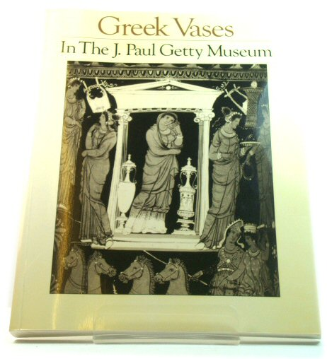 Image for Greek Vases in the J. Paul Getty Museum: Volume 3