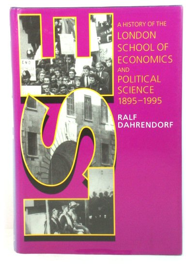 Image for LSE: A History of the London School of Economics and Political Science, 1895-1995
