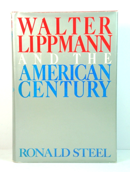 Image for Walter Lippmann and the American Century