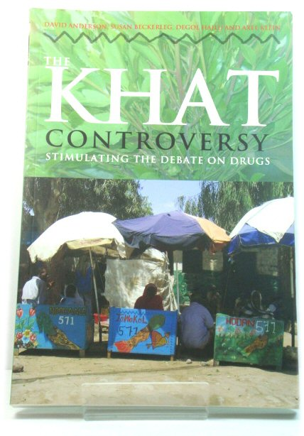 Image for The Khat Controversy: Stimulating the Debate on Drugs
